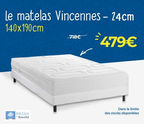 SLIDER VINCENNES