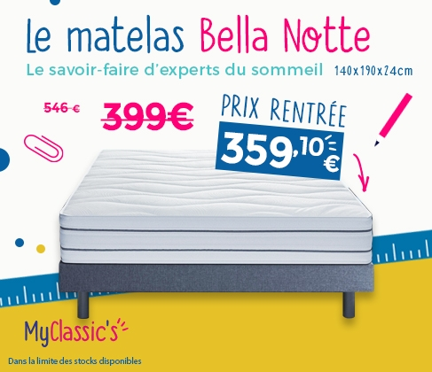 Slider home Bella Notte 399€